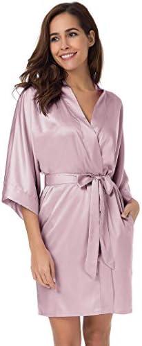 Cheap silk robes in bulk _image0