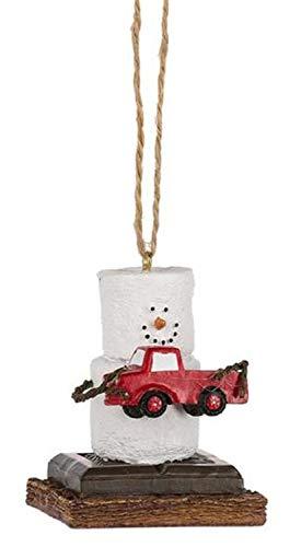 (S'mores Original 2018 Pick Up Truck Ornament)