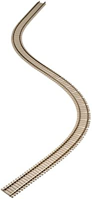Atlas Code 83 Nickel Silver Super-Flex Track 3 Section w//Concrete Ties HO Scale Trains 502