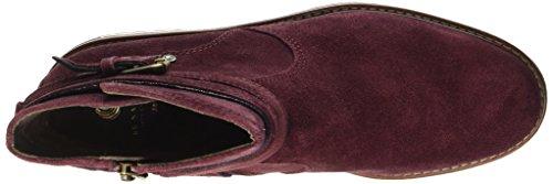 Bordeaux Women's Red Be Natural Boots 25428 7WnxXqTvRS