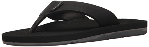 Scott Hawaii Mens Kapena Flip-flop Noir