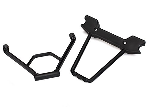 Traxxas 7734 X-Maxx Rear Bumper Mount / Support (Bumper Rear Mount)