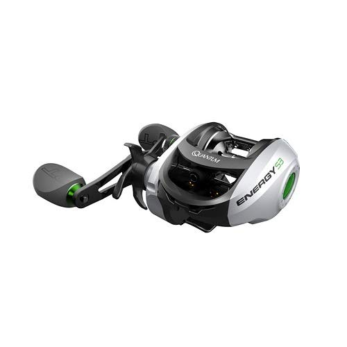 Zebco/Quantum, Energy Baitcast Reel, 101 Reel Size, for sale  Delivered anywhere in USA