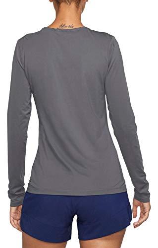 Nike Women's Dri-Fit Long Sleeve Training Shirt 2