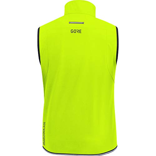Gore Men's R3 Gws Vest,  neon yellow,  XL by GORE WEAR (Image #3)