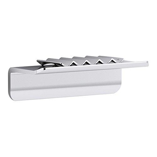 "KOHLER K-97621-SHP Choreograph 7"" Floating Shower Shelf, Bright Polished Silver supplier"