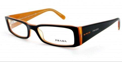 lunettes de vue prada pr 10fv 2bx1o1  Amazon.fr  Vêtements et ... 1c4460dfd402