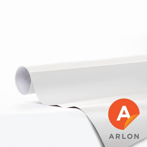 Arlon Ultimate PremiumPlus Gloss Pearl White Vinyl Car Wrap