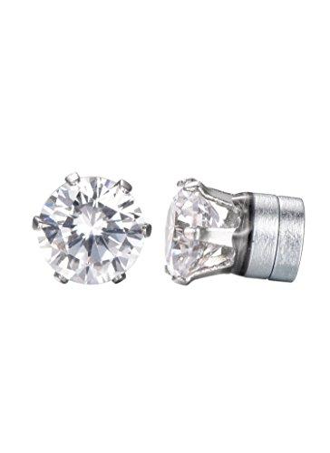 Magnetic Stainless Unpierced Regetta Jewelry