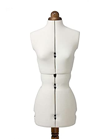 Adjustable Sewing Form Tailors Dummy Mannequin (Small): Amazon.co ...