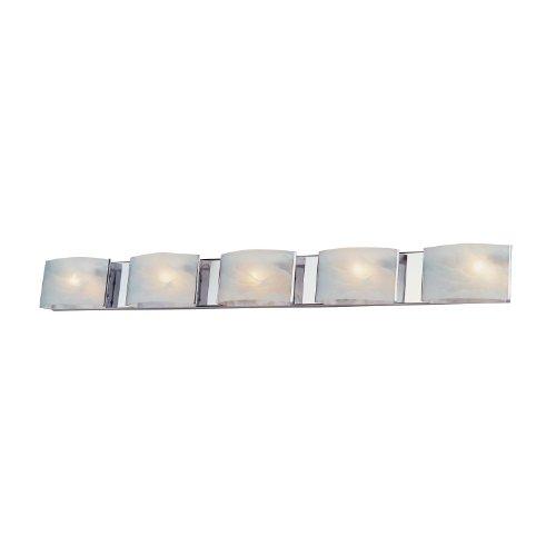 DVI DVP1755CH Vanguard Bathroom Bar Light - Vanity Lighting Fixtures ...