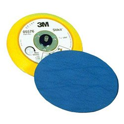 """3M 6 3/4"""" 5/16""""-24 Bl051144-05576 (405-051144-05576) Category: Coated Disc Abrasive Parts and Accessories"""