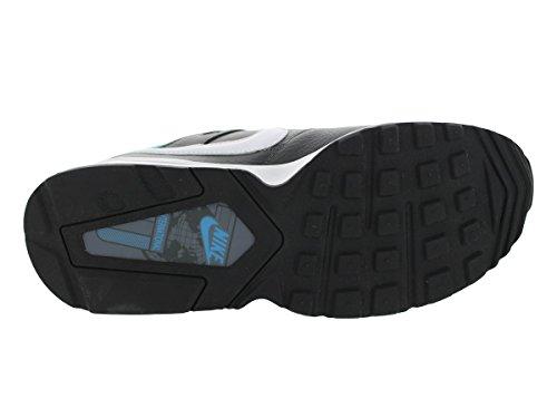 Nike Air Max Coliseum Rcr Ltr Uomo 543215-011 Nero / Bianco / Antracite / Drk Gry