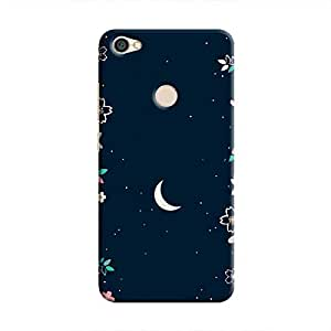 Cover It Up - Flower Moon Redmi Y1 Hard Case