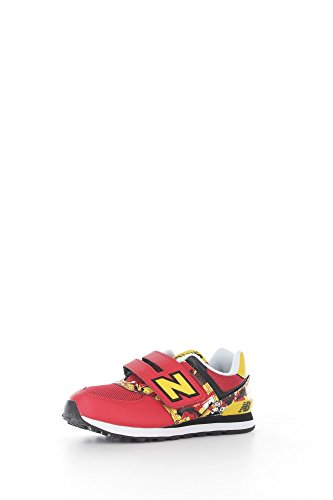 Chaussures Red Basses Mixte Yellow Nbkv574top Balance Enfant Rosso New qF0EOnwx