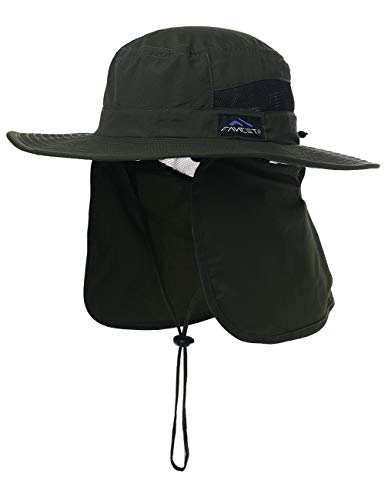 896b0a350c17f9 Comhats Anti Mosquito Insect Bug Net Fishing Hat UV50 Protection Water  Repellent Nylon