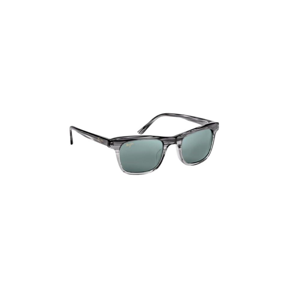 Maui Jim Sunglasses Aloha Friday Adult Polarized Eyewear   Grey Fade