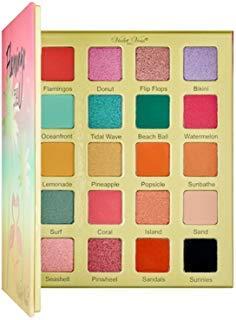 (Violet Voss Flamingo PRO Eyeshadow Palette)