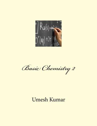 Basic Chemistry 2 (Volume 2)