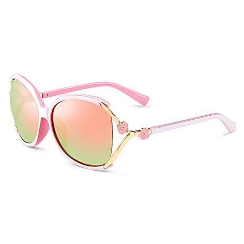 Sport lunettes Soleil Conduite de Lunettes polarisées de Nouvelles A soleil A Femme Couleur Miroir de Des élégantes IUpnBHp