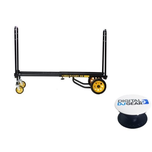 Cart R8RT 8 n 1 Gear Equipment Cart W/ FREE POP-SOCKET ()