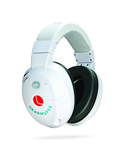 Lucid Audio HearMuffs TRIO Kids Hearing Protection Headphones (Over-the-ear Volume Limiting/Sound Protection/Environment Amplifing Ear Muffs Ages 5+)