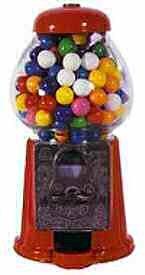 Gumball Machine - Globe Machine