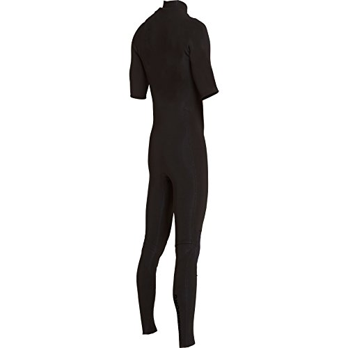 Billabong Men's 3/2 Furnace Carbon Comp Chest Zip Fullsuit Black Large by Billabong