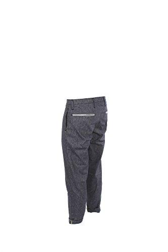 Pantalone Uomo Outfit 52 Blu Of001 Primavera Estate 2017