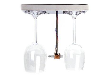 Bell Bottom Glass - DROOG DOORBELL BOTTOMS UP