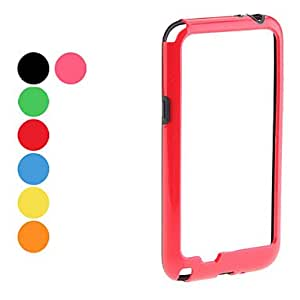 xiao Protective Bumper Frame for Samsung Galaxy Note 2 N7100 (Assorted Colors) , Green