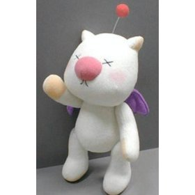 Final Fantasy X Moogle plush by Square Enix