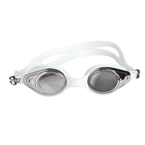LianSan High Quality Swimming Goggles Gray Men Women Swimming Glasses Uv Protection Performance Swim Goggle Anti Fog SC600M Gray