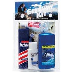 Get Away Mens # 01 Travel Kit - 9 Ea