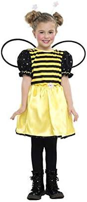 Car&Gus Disfraz de Abeja para niña: Amazon.es: Juguetes y juegos