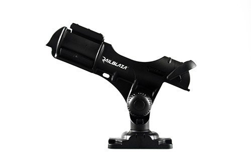 Cheap RAILBLAZA Black Rod Holder II and Starport HD Base
