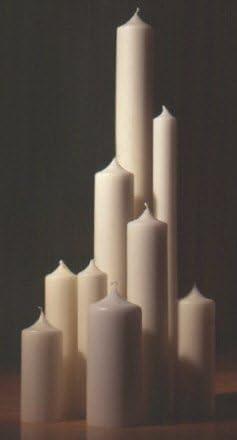 Altarkerzen 200 x 60 mm Kirchenkerzen Qualit/ät mit RAL G/ütezeichen