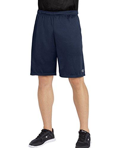 Champion Men's Vapor Select Short, Navy, XL
