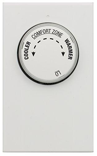 Lux LV11-005 Thermostat, Mechanical 120/240 Line Voltage Hea