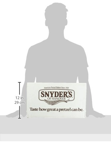 Snyder's of Hanover Pretzel Pieces, Salted Caramel, 10 Ounce (Pack of 12) by Snyder's of Hanover (Image #4)