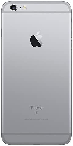 Apple iPhone 6S Plus, 128GB, Space Gray - For AT&T / T-Mobile (Renewed)