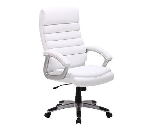 Bürostuhl weiß leder  Bürostuhl Drehstuhl Chefsessel Schreibtisch Stuhl Bürosessel ...