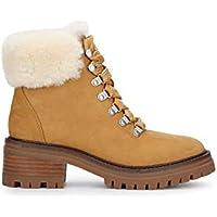Kenneth Cole Gentle Souls Brooklyn 2.0 Cozy Women's Waterproof Boots (Brown / Black)