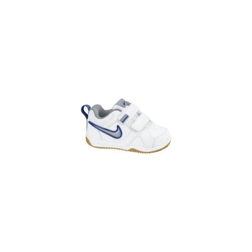 Nike Lykin 11 (TDV) - Zapatillas infantiles Blanco / Gris