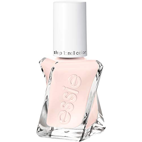 essie Gel Couture 2-Step Longwear Nail Polish, Matter Of Fiction, Pink Nail Polish, 0.46 fl. - Allure Couture Dresses Wedding