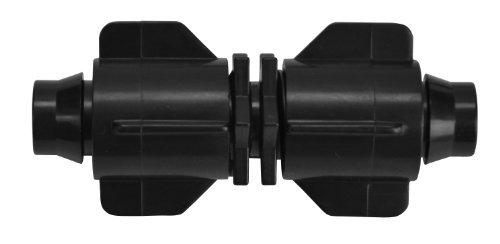 (Raindrip Stretch & Lock Coupler Plastic 1/2
