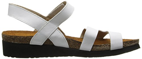 Leather Naot Women's Sandal White Kayla wXzIqA