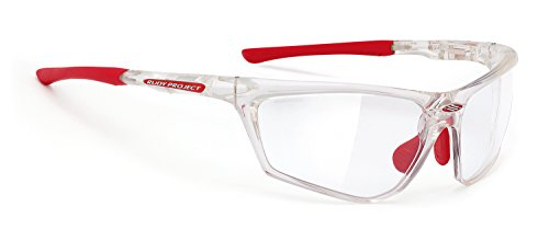 Rudy Project ZYON CRYSTAL FRAME WITH IMPACTX PHOTOCHROMIC CLEAR - Project Rudy Sunglasses Zyon