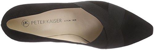 Peter Kaiser Malana Damer Pumps Sort (sort Ruskind 240) vB3xbi9