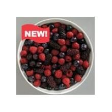 Simplot Classic Pacific Berry Blend, 2.5 Pound -- 4 per case.